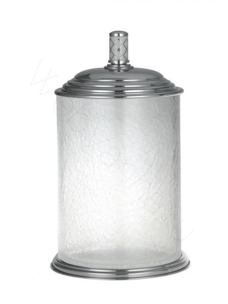 Ведро стекло Boheme Murano хром
