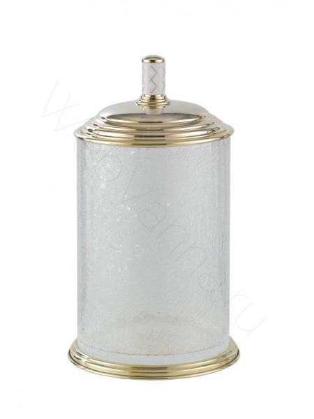 Ведро стекло Boheme Murano золото
