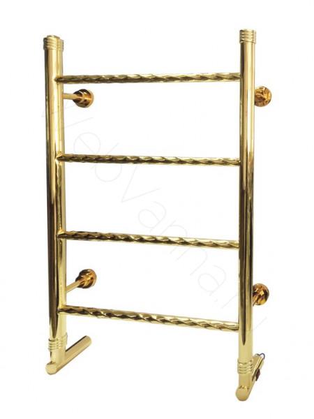 Полотенцесушитель электрический Boheme Oro 752х500 золото