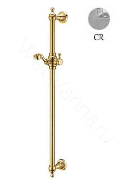 Душевая штанга Cezares RETRO Bronze