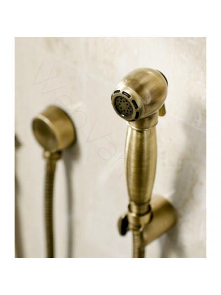 Гигиенический душ Cezares RETRO Bronze