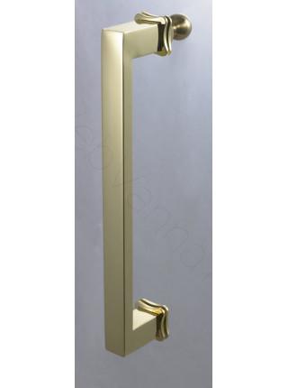 Душевой угол Cezares MAGIC 100x100 R-2 GOLD