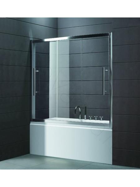 Шторка на ванну Cezares TRIO 150 V