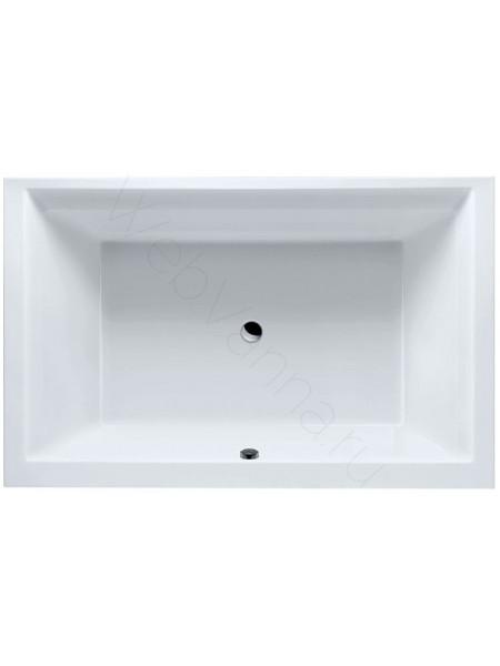 Акриловая ванна Excellent Crown Lux 190х120