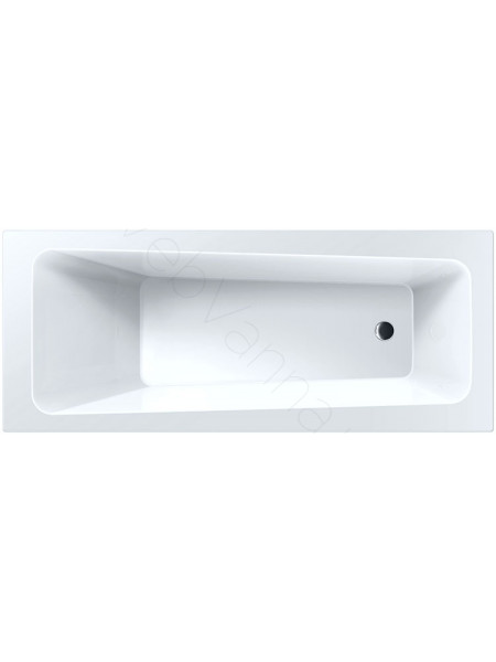 Акриловая ванна Excellent Ava 150х70
