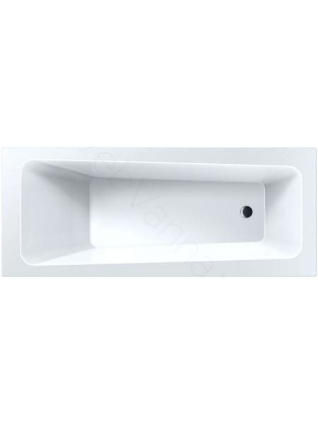 Акриловая ванна Excellent Ava 170х70