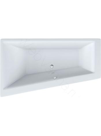 Акриловая ванна Excellent Sfera 170х100 L