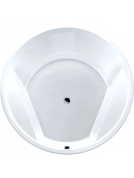 Акриловая ванна Excellent Great Arc 160х160