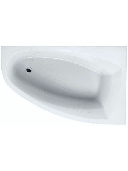Акриловая ванна Excellent Aquaria Comfort 150х95 R