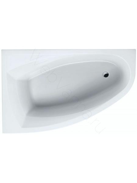 Акриловая ванна Excellent Aquaria Comfort 160х100 L