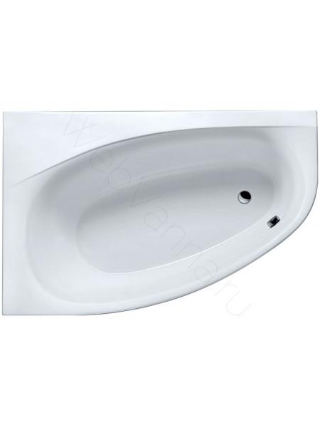 Акриловая ванна Excellent Kameleon 170х110 L