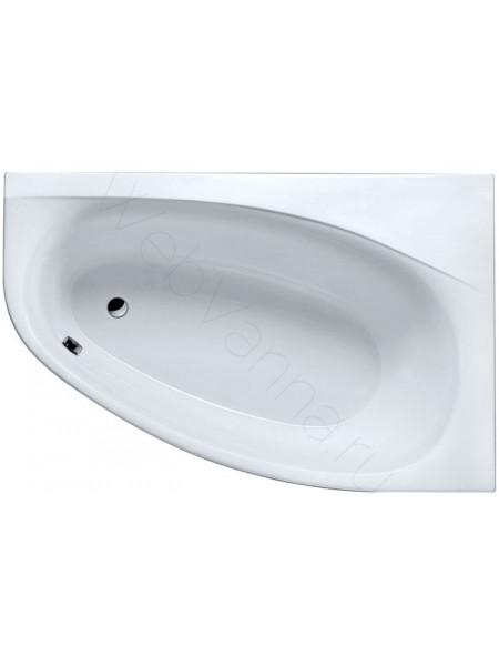 Акриловая ванна Excellent Kameleon 170х110 R