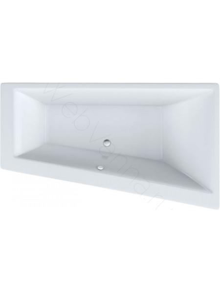 Акриловая ванна Excellent Sfera 170х100 R