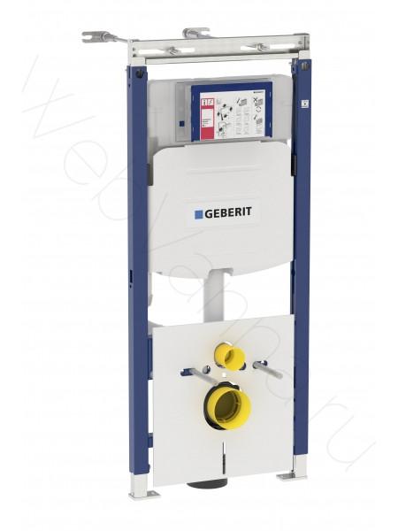 Монтажный комплект для унитаза Geberit Duofix Plattenbau Up320 111.362.00.5, крепеж, шумоизол., для клавиш Sigma