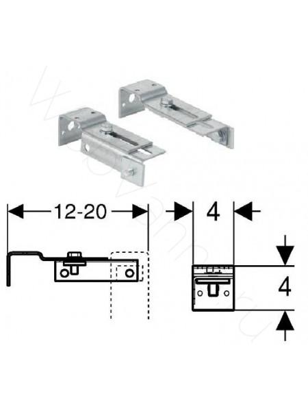 Комплект крепления к стене Geberit Duofix Up182, 111.839.00.1