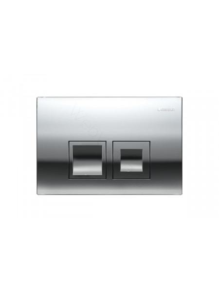 Смывная клавиша Geberit Delta 50, 115.135.21.1, хром
