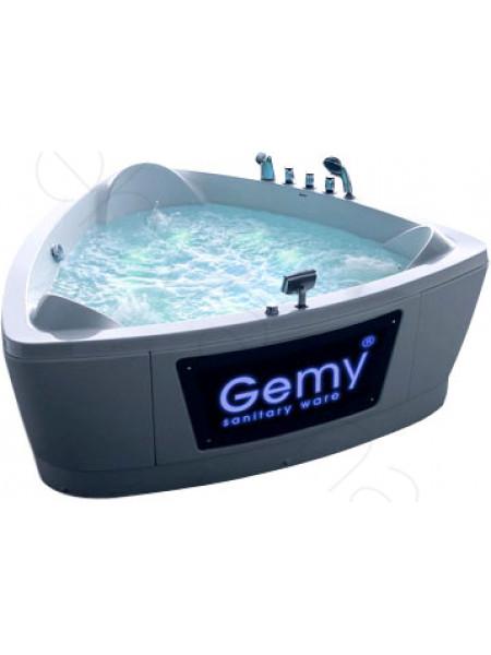 Акриловая ванна Gemy G9068 K 202х193