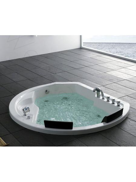 Акриловая ванна Gemy G9053 K 185х162