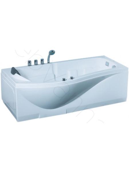 Акриловая ванна Gemy G9010 B R 173х83