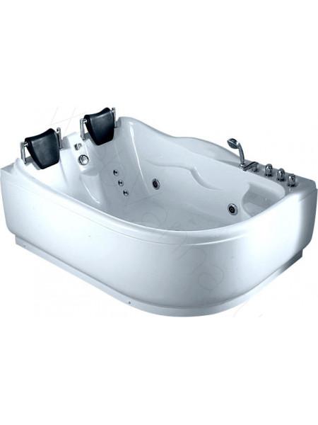 Акриловая ванна Gemy G9083 B L 180х122