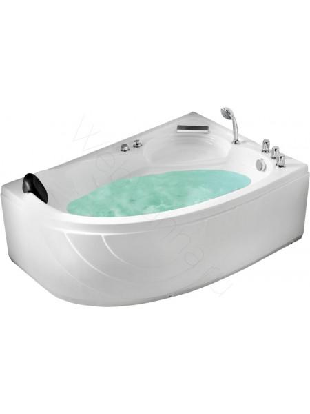 Акриловая ванна Gemy G9009 B R 150х100