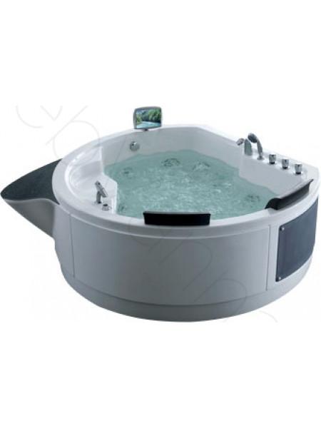 Акриловая ванна Gemy G9063 K 185х183