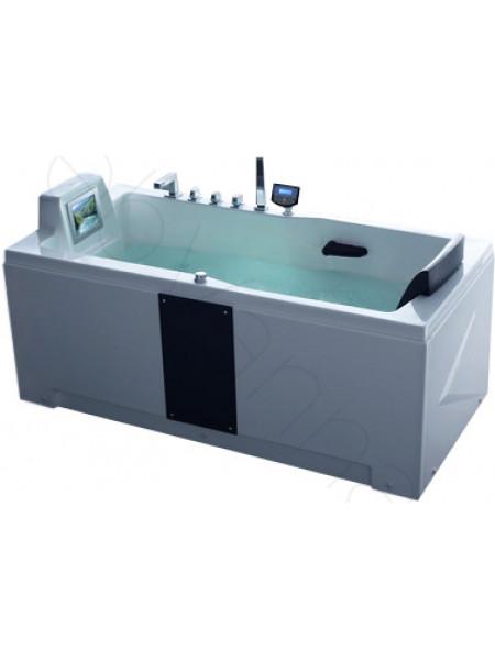 Акриловая ванна Gemy G9066 II O L 171х86
