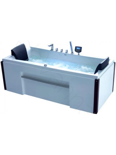 Акриловая ванна Gemy G9076 K 177х81