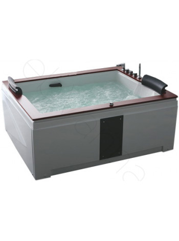 Акриловая ванна Gemy G9052 II B R 186х151