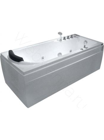 Акриловая ванна Gemy G9006-1.7 B R 172х77