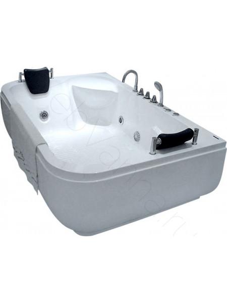 Акриловая ванна Gemy G9085 K L 180х116