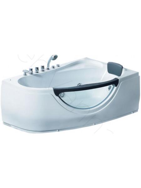 Акриловая ванна Gemy G9046 B R 160х96
