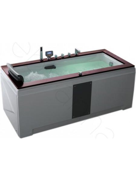 Акриловая ванна Gemy G9057 II K R 186х91