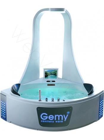 Акриловая ванна Gemy G9069 O 151х151