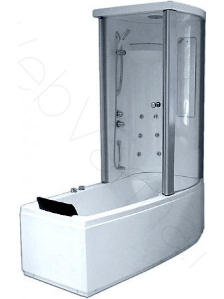 Акриловая ванна Gemy G8040 B R 170х85