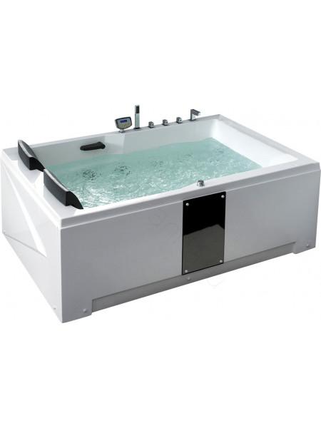 Акриловая ванна Gemy G9061 K R 181х121