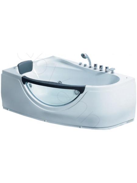 Акриловая ванна Gemy G9046 K L 160х96