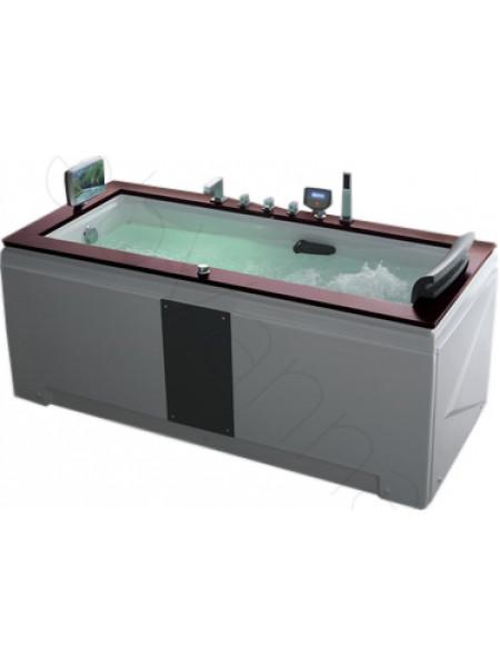 Акриловая ванна Gemy G9057 II O L 186х91