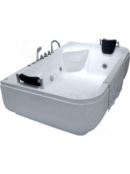Акриловая ванна Gemy G9085 K R 180х116