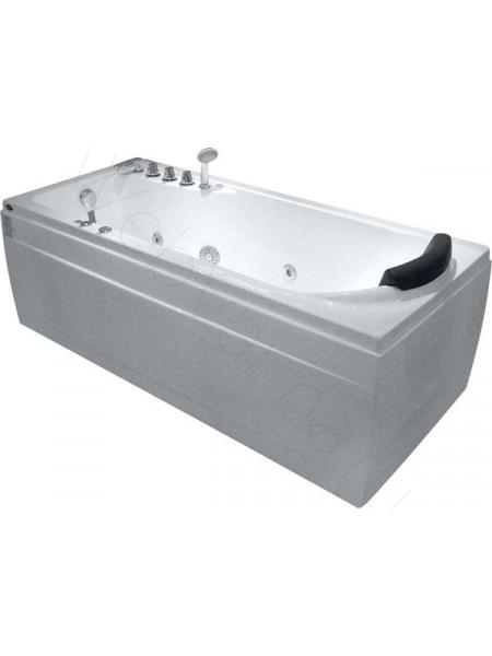 Акриловая ванна Gemy G9006-1.7 B L 172х77