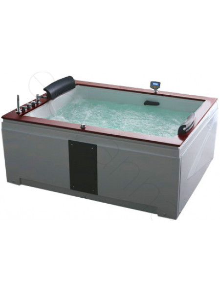 Акриловая ванна Gemy G9052 II K L 186х151