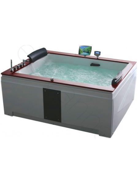 Акриловая ванна Gemy G9052 II O L 186х151