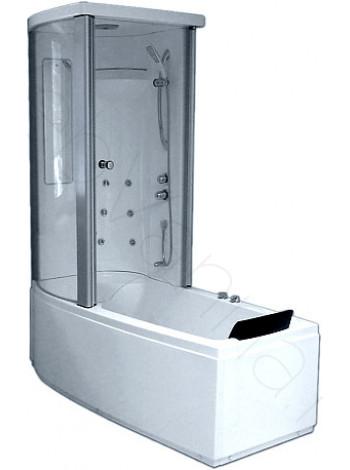 Акриловая ванна Gemy G8040 B L 170x85