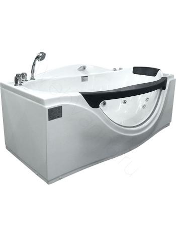 Акриловая ванна Gemy G9072 B R 171х92