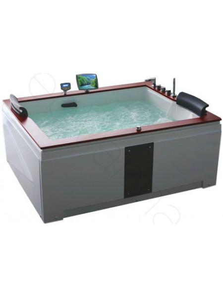 Акриловая ванна Gemy G9052 II O R 186х151