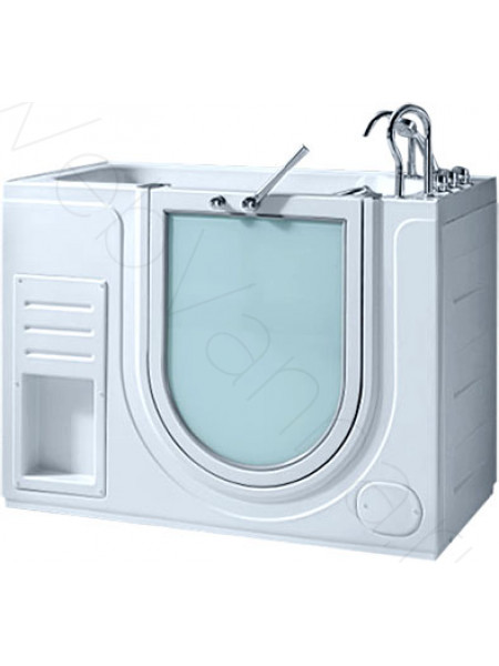 Акриловая ванна Gemy GO-05C 130х75 специальная
