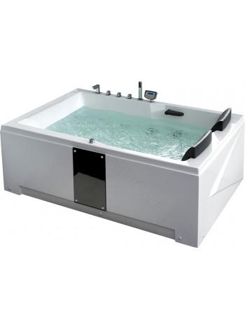 Акриловая ванна Gemy G9061 new K L 181х121