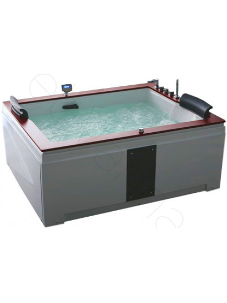 Акриловая ванна Gemy G9052 II K R 186х151