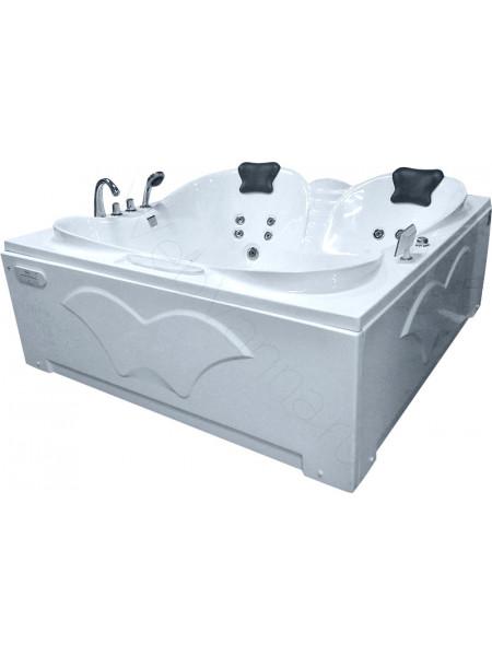 Акриловая ванна Gemy G9089 O R 187х187