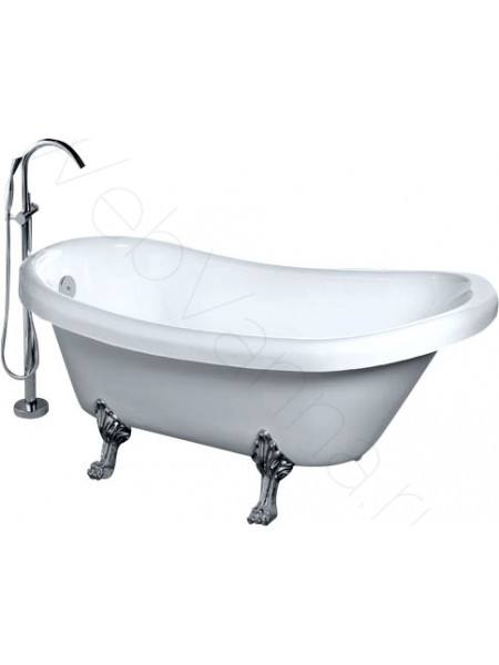 Акриловая ванна Gemy G9030 C 175х82